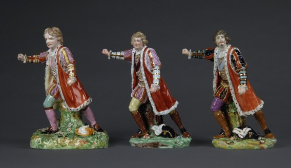 Richard III porcelains