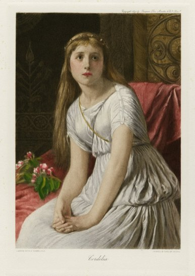 Cordelia from King Lear