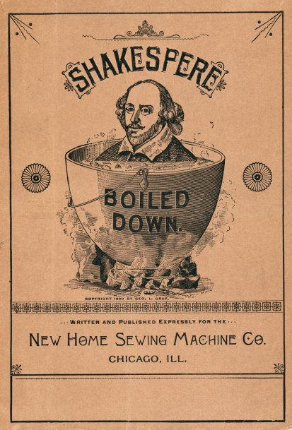 Sewing Machine advertisements