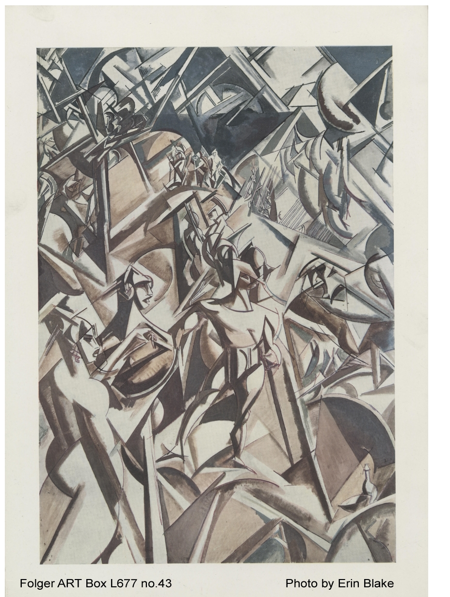 Wyndham Lewis and Timon