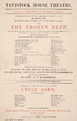 The Frozen Deep with Uncle John
