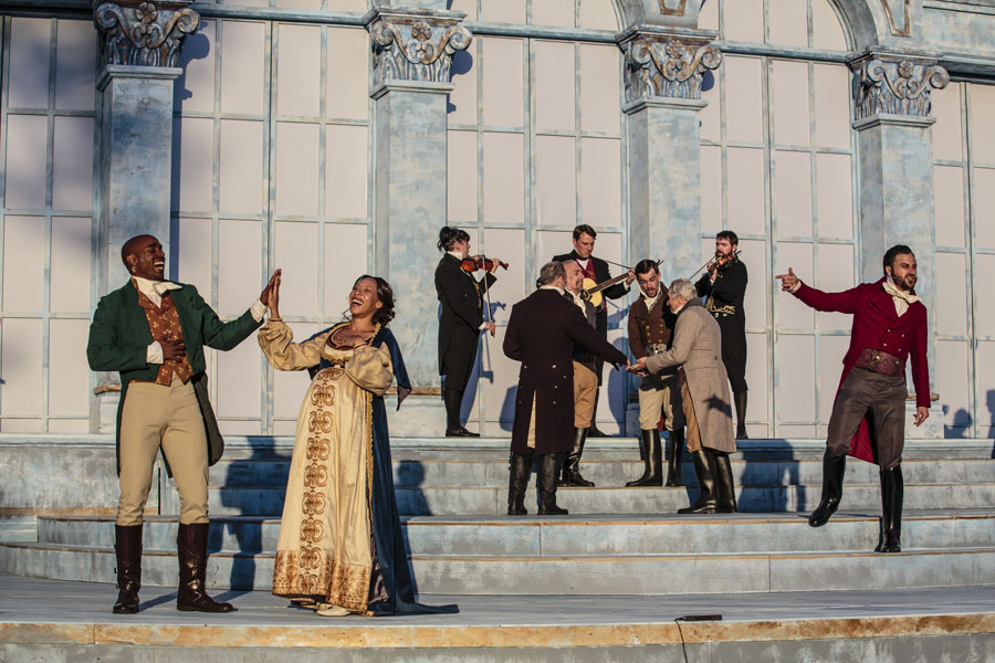 The Winter's Tale at Shakespeare Festival St. Louis