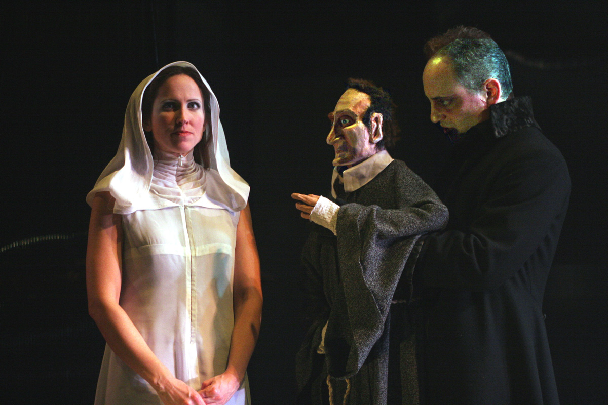 Isabella and the Duke in Measure for Measure