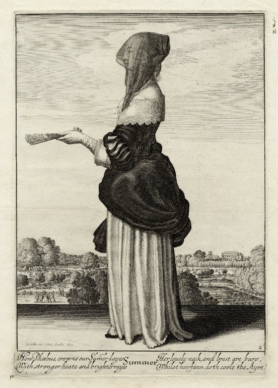 Wenceslaus Hollar engraving