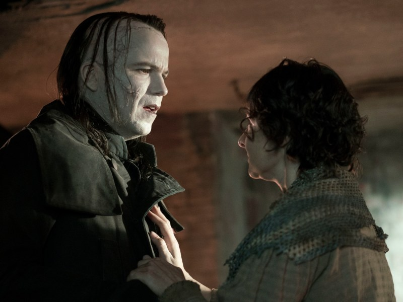 Rory Kinnear as The Creature in Penny Dreadful (season 3, episode 9). - Photo: Jonathan Hession/SHOWTIME