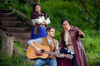 """As You Like It"" at San Francisco Shakespeare Festival"