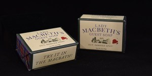 Lady Macbeth soap