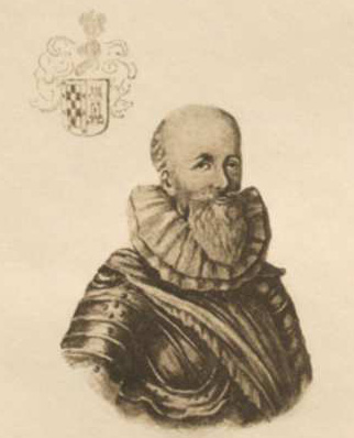 Portrait of Bernal Diaz del Castillo