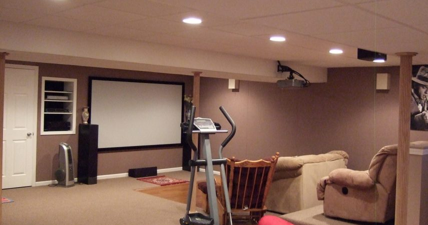 Basement Remodel - Workout
