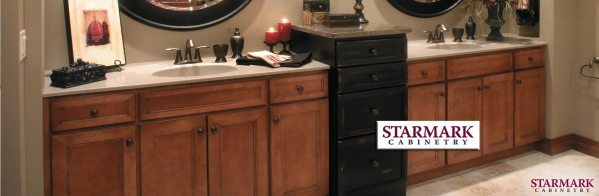 Starmark Cabinetry Bathroom Furniture