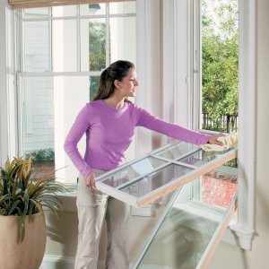 Double Hung Windows -Tilt-in for Easy Cleaning