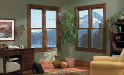 GREAT LAKES GET INSPIRED IMAGE - DOUBLE HUNG WINDOW