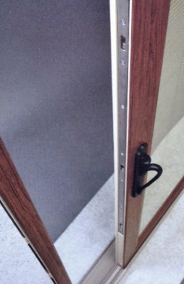 Multi-point Locking System for ProVia Sliding Doors