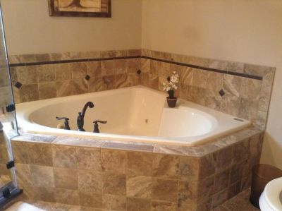 Shakespeare Home Improvement Co. Tub Remodel Project