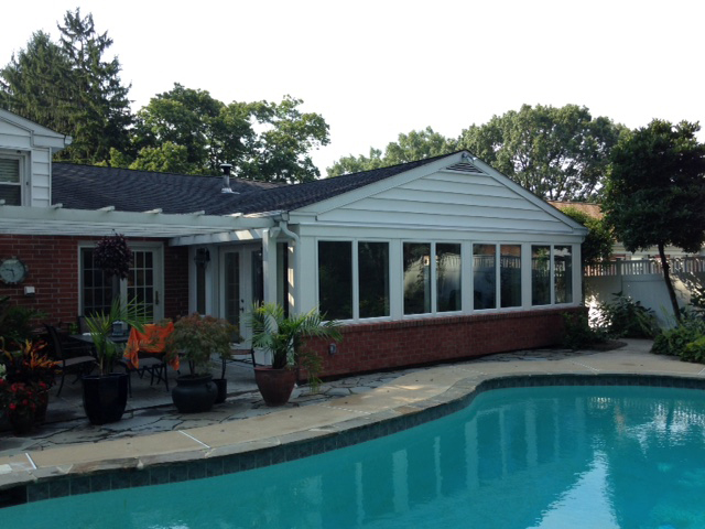 Add A PATIO ENCLOSURE To Your Beautiful Home