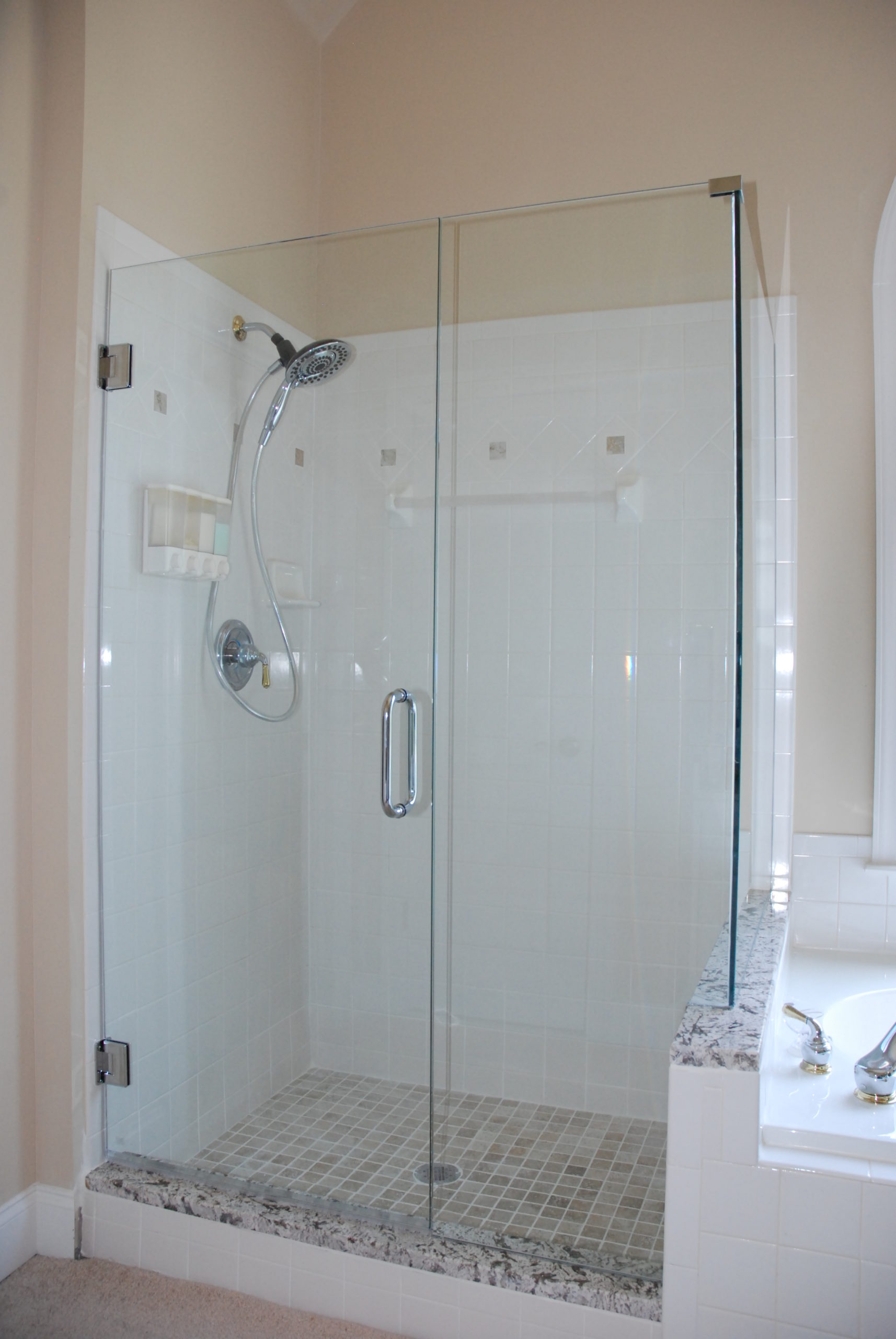 Top tips on whether to pick a bath or shower for the new for Bathroom remodel lancaster pa