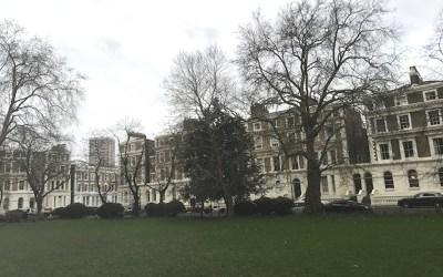 Albert Square, SW8