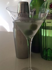 Martinis at home