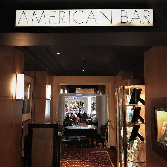 American Bar Savoy 1