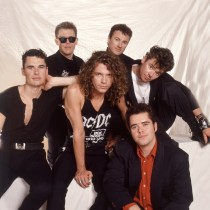 INXS - March 1, 1988