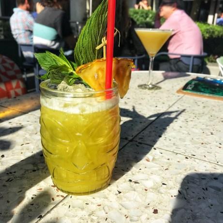 Calvin's cocktail