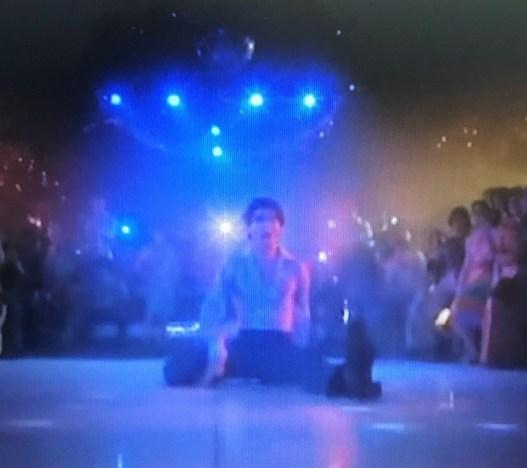 dance floor splits