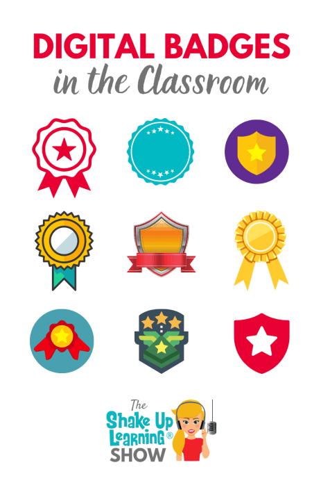 Digital Badges in the Classroom (What, When, & How) – SULS096