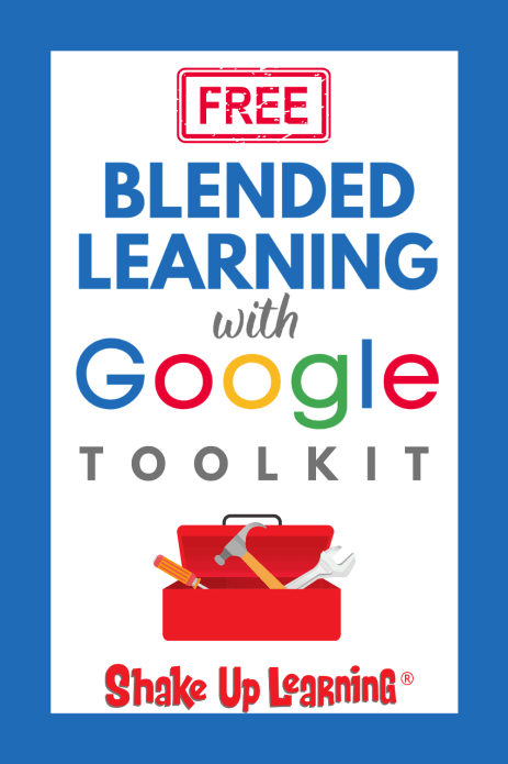 Blended Learning with Google Toolkit for Teachers – SULS0101
