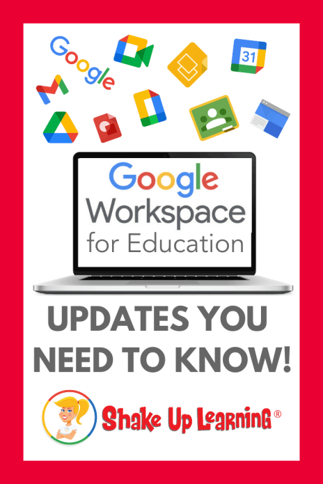 Google Workspace for Education (and other updates you need to know!) – SULS099