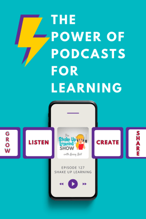 The Power of Podcasts for Learning: Listening, Creating, Sharing, and Growth - SULS0127