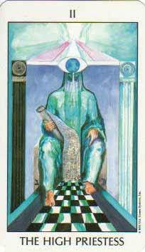 Tarot of the Spirit 1