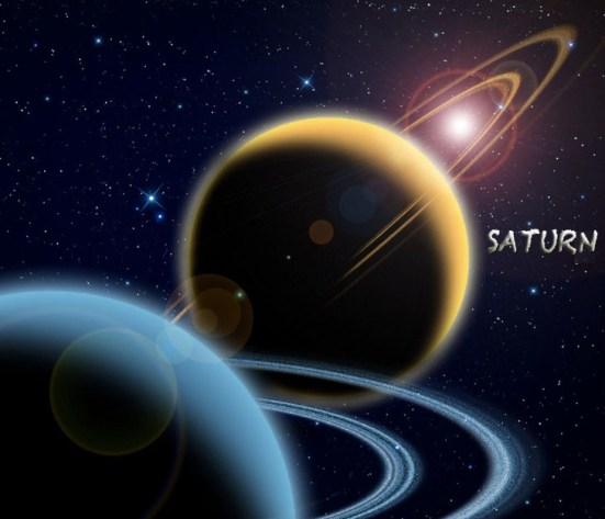 イメージ画像:土星の息遣い:振り返ると、なぜ今こうなのか?という反省点を教えてくれる土星。本当は誰もが心の奥で、すべきことはわかっているはず。自分に負けずに、その努力を続けると、必ず夢やイメージを形にしてくれるのも土星の力。