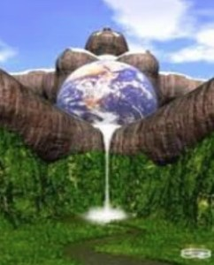母なる豊かな地球