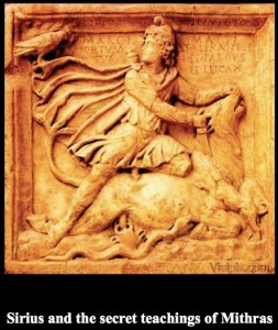Sirius and Mithras