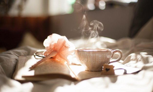 Postpartum Tea: A Recipe For Womb Healing