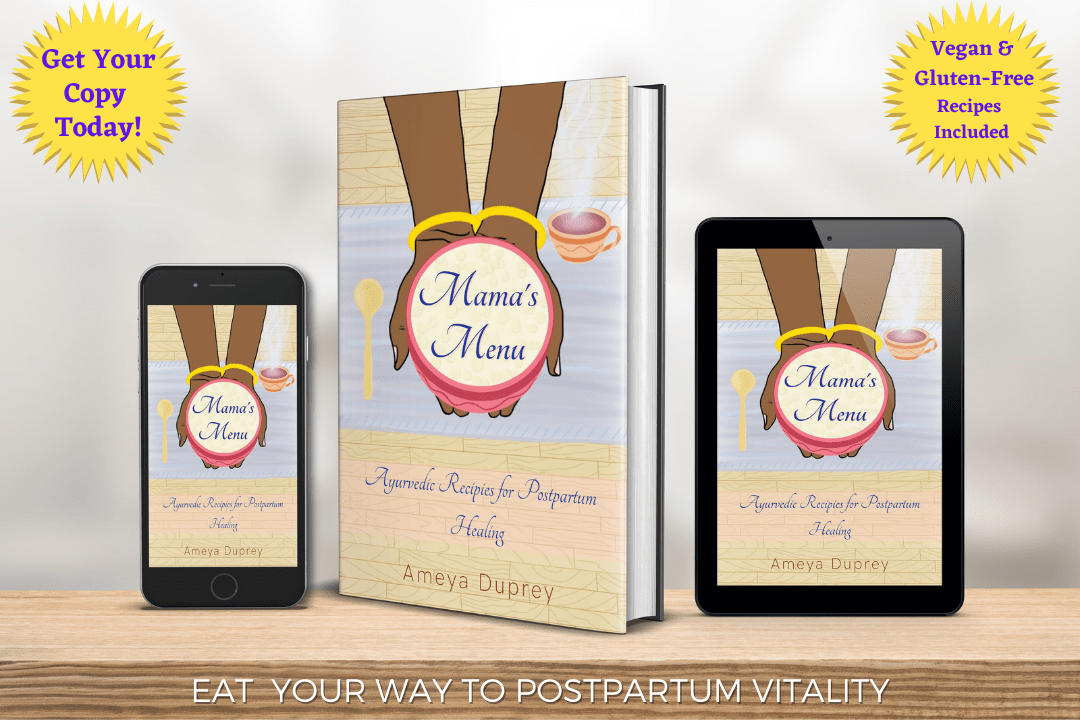 postpartum cookbook