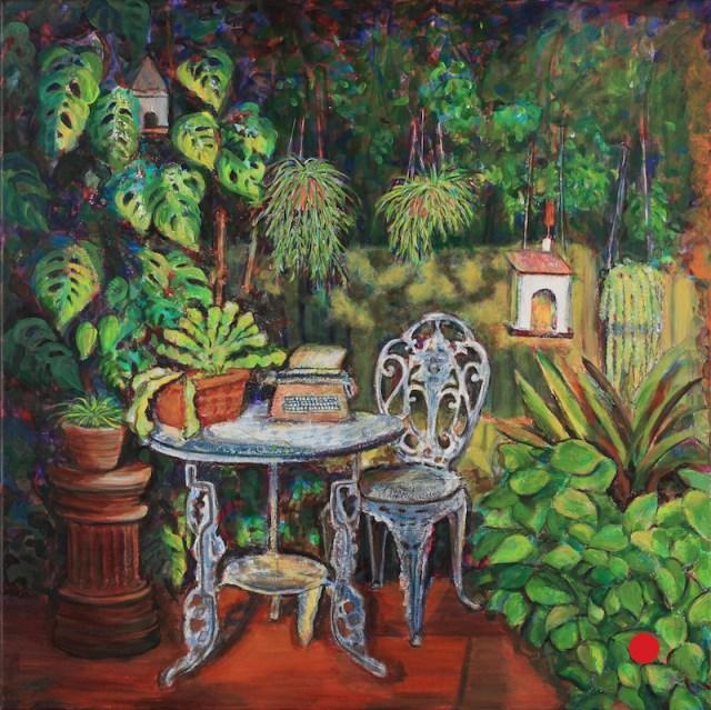 Refuge, Garden