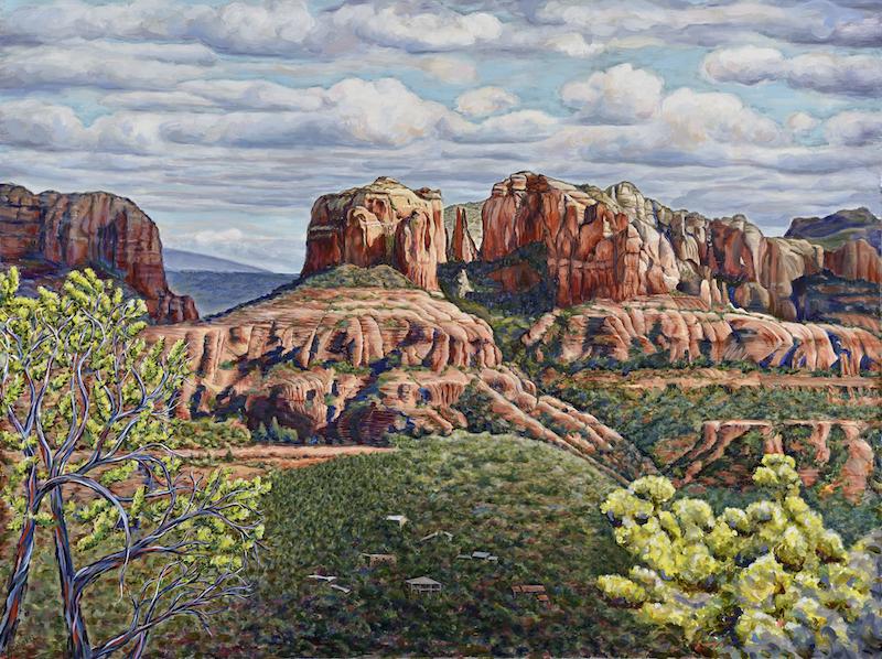 cathedral rock, sedona arizona, shakti sarkin