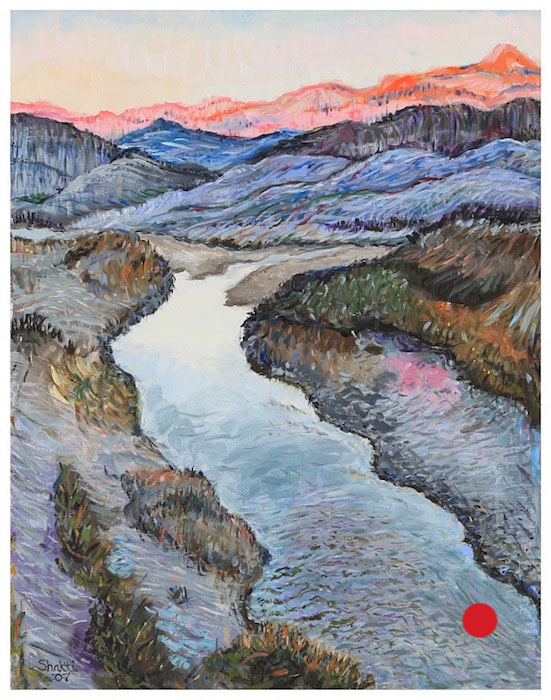 Silence on the Rio Grande