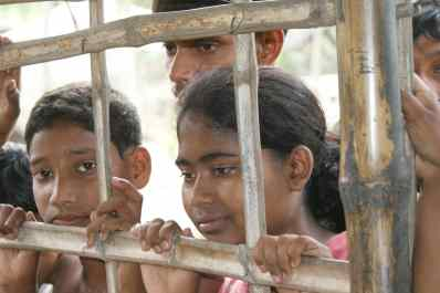 Trafficking of Children for forced labour is rampant in India
