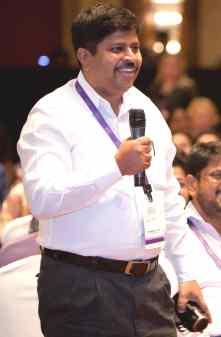 Ravi Kant , President Shakti Vahini