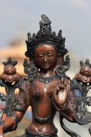 Green Tara - Goddess of Compassion and Enlightenment