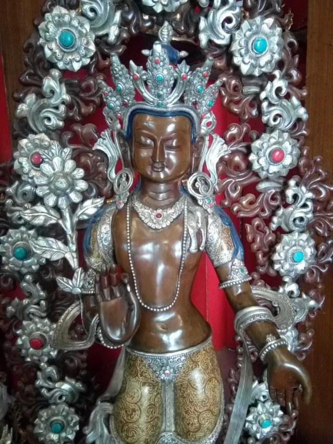 Garden Buddha Statue for Sale