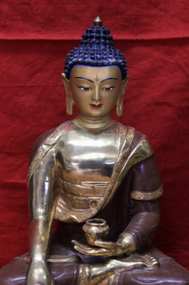 Zen Big Garden Buddha for Sale