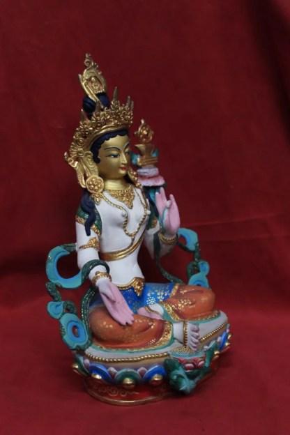 21 taras Tibetan Statues