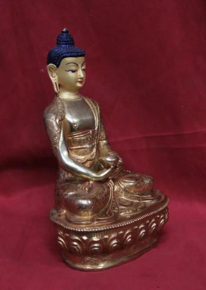Benefits of meditation-Amitabha Buddha