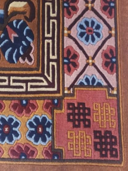 Tibetan Mandala shirivasta Carpet
