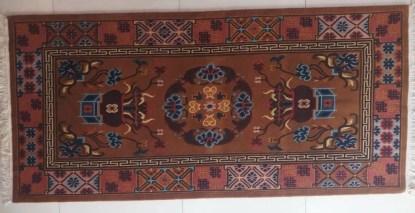 Tibetan Rug Mandala Carpet rug
