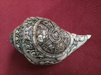 wheel of life Shankha
