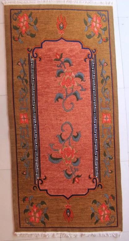 Tibetan Flower Rug Carpet